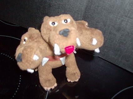 Amazon Com 5 Fluffy The 3 Headed Dog From Harry Potter Movies