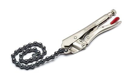 Pinza de presión para cadena Crescent C20CHN de 229 mm (cadena de 457 mm)