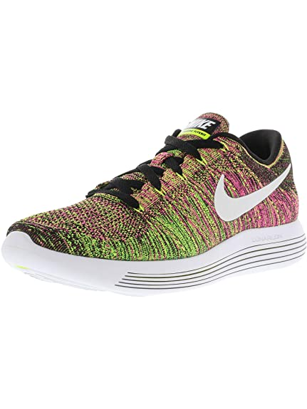 9caa0fa2f892 Nike Men s Lunarepic Low Flyknit OC Running Shoes  Buy Online at Low Prices  in India - Amazon.in