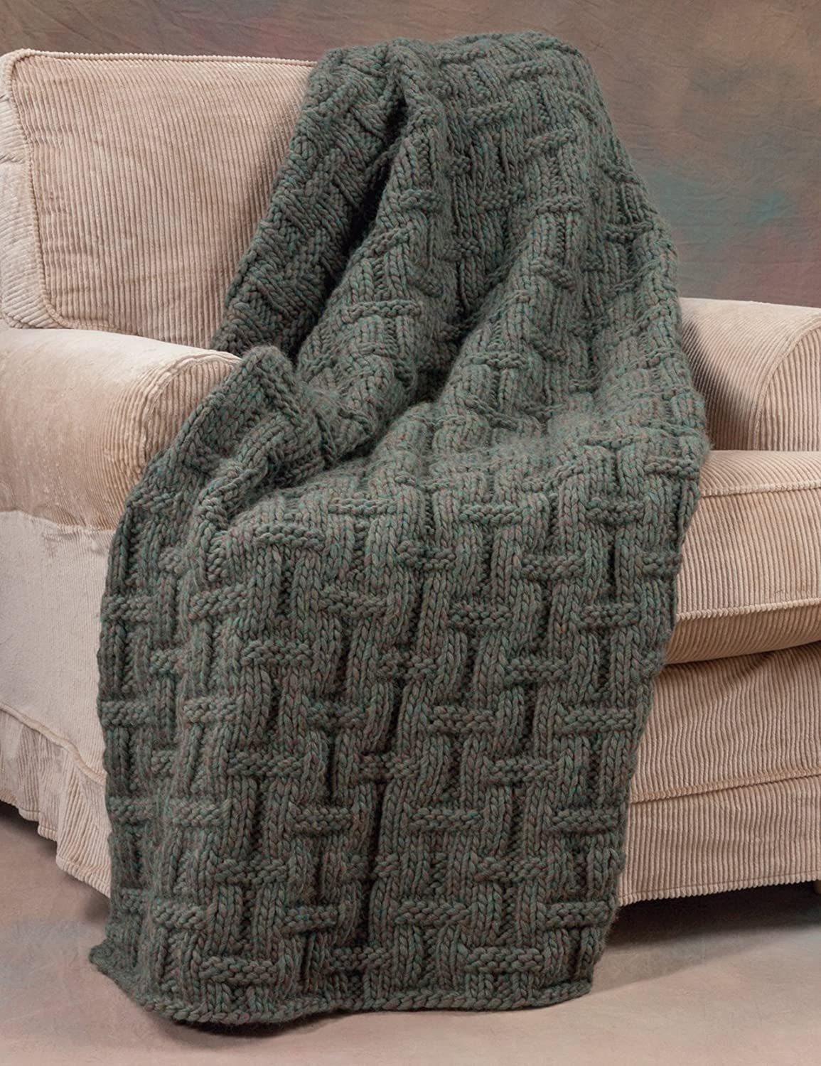 20 Easy Knitted Blankets and Throws: That Patchwork Place: Amazon.ca ...