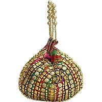 Bagaholics Women's Potli(Multicolor,Gpotli001)