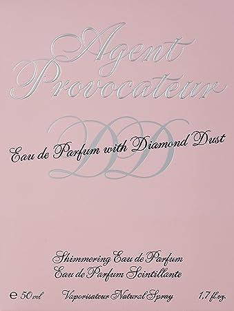 Agent Provocateur Eau de Parfum Spray, With Diamond Dust 50Ml, 1.7 Ounce