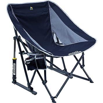 Pleasant Gci Outdoor Pod Rocker Collapsible Rocking Chair Lamtechconsult Wood Chair Design Ideas Lamtechconsultcom