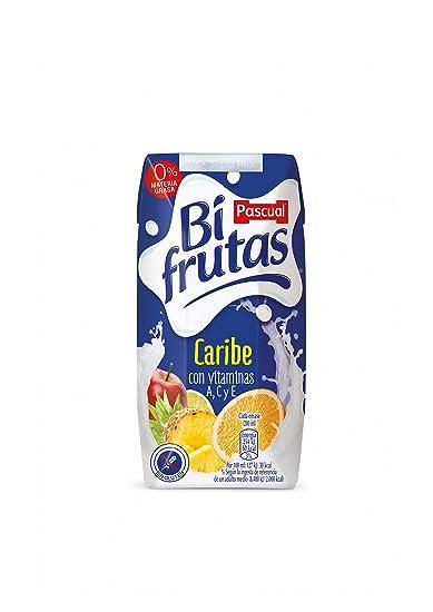 Bifrutas - Caribe - Zumo con leche - 200 g x 3 unidades
