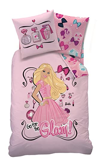 Barbie Bettwäsche Set Amazonde Küche Haushalt