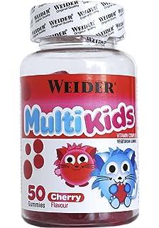 Joe Weider Victory WGU.112146 Gummy Up Revolution Multikids Up Cherry 50 Gom
