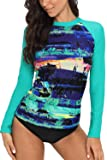 CharmLeaks Womens rashguard long sleeve