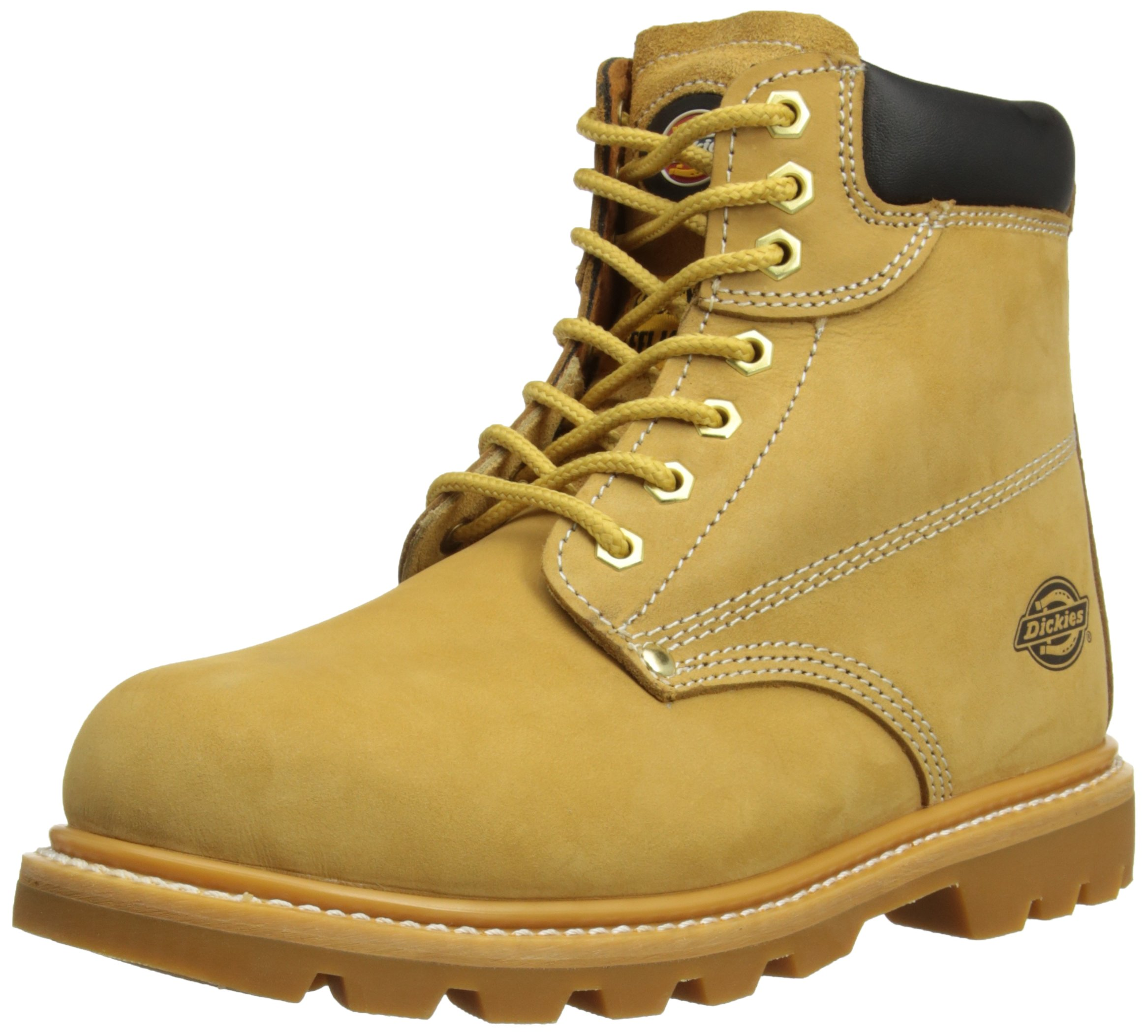 Dickies Unisex Cleveland Super Steel Toe-cap Safety Boot / Footwear (10.5 US) (Honey)