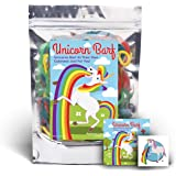 Unicorn Barf Rainbow Lace Licorice - Funny Unique Christmas Stocking Stuffer Gag Candy Gift for Teens, Girls, Boys and…
