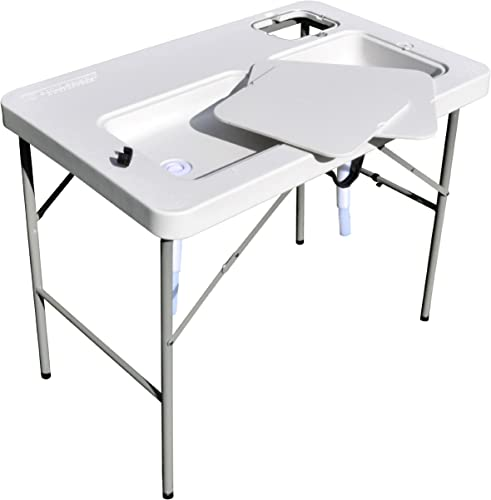 Coldcreek Outfitters, Outdoor Washing Table and Sink, Camping Furniture, Outdoor Recreation – Ultimate Workstation