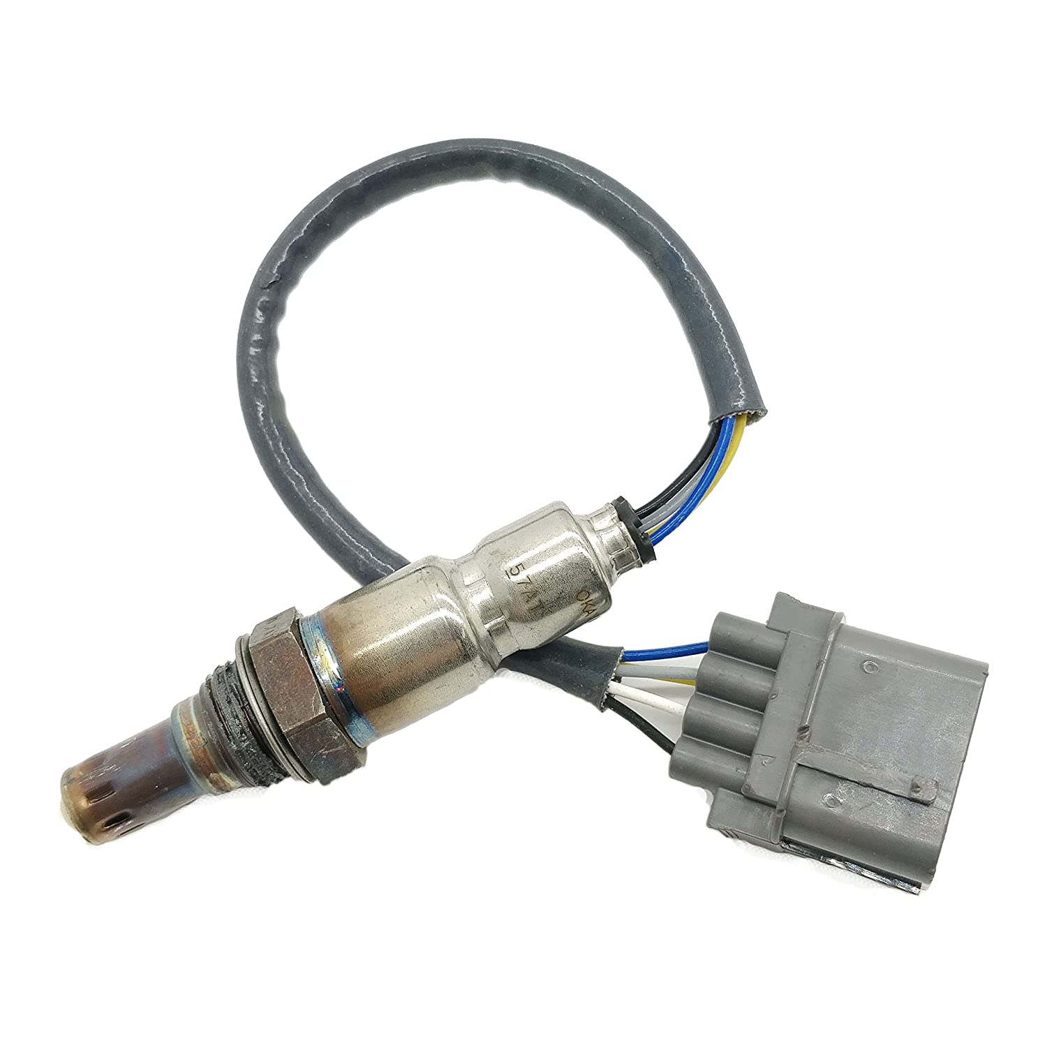 Nova Parts Sales 5 Wire Wideband Air Fuel Ratio Sensor 2005 Accord O2 Wiring For Honda 30l Ridgeline Pilot Odyssey Acura 35l Automotive