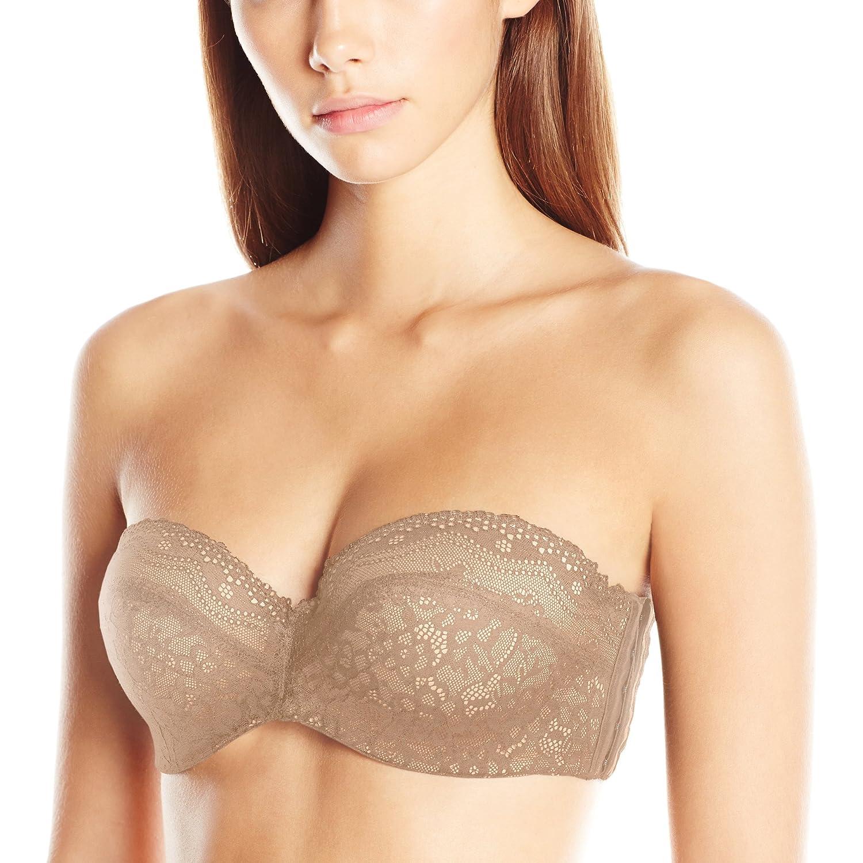 b5d1716651 b.temptd Womens B.Enticing Strapless Bra  Amazon.ca  Clothing   Accessories