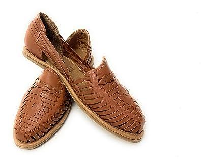 3d976c56c915d Womens Leather Sandals. Original Huarache Sandals. Mexican Closed Toe  Sandals