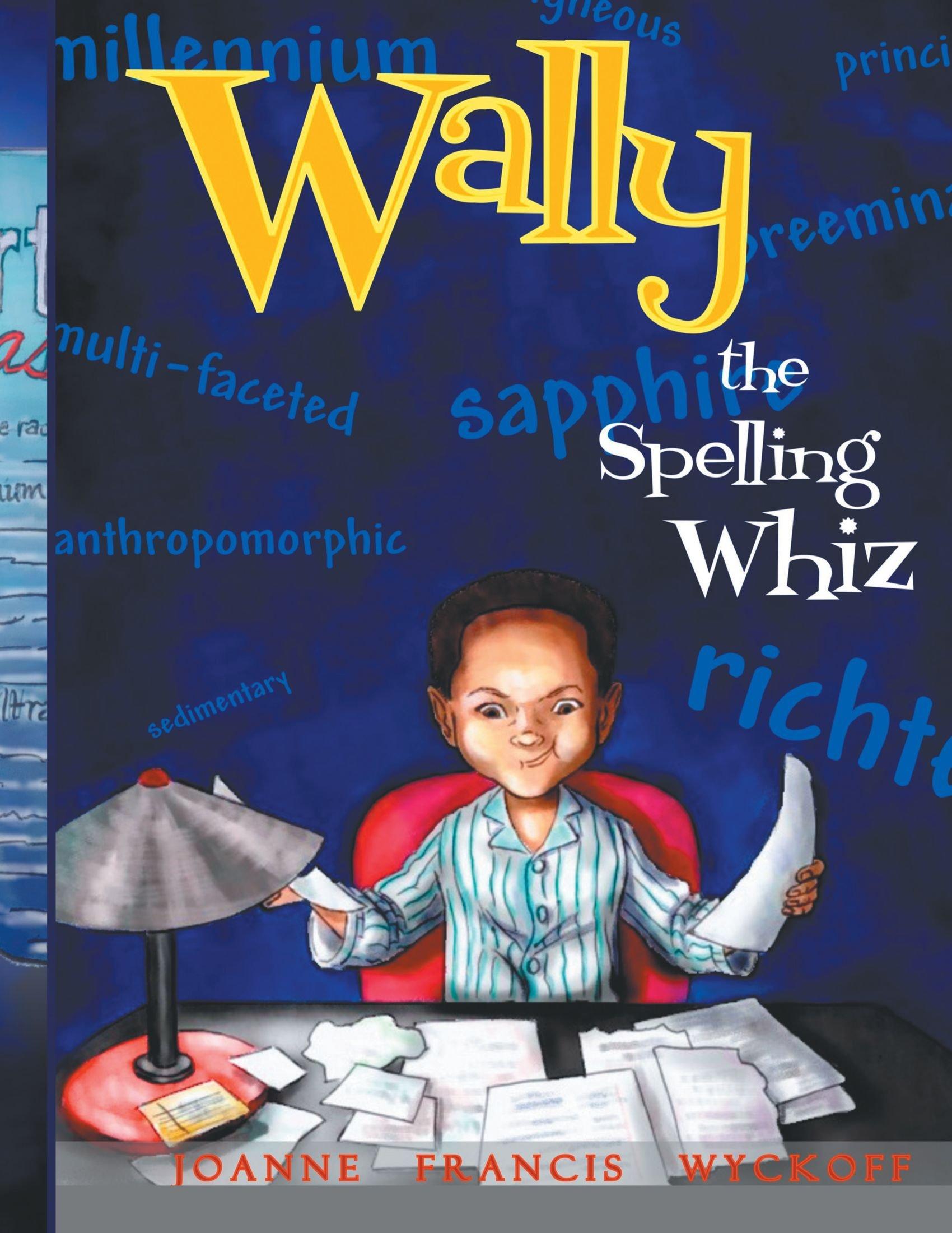 Wally The Spelling Whiz ePub fb2 book