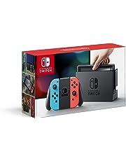 Consola Nintendo Switch - Edición Estándar - Nacional - Neón Rojo/Azul - Standard Edition