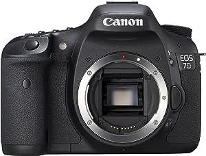 Canon EOS 7D - Cámara Réflex Digital 18 MP (Cuerpo ...