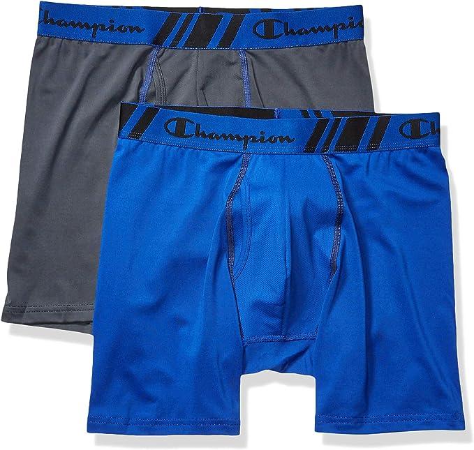 Champion Cotton Sport Briefs 6 Pack Small