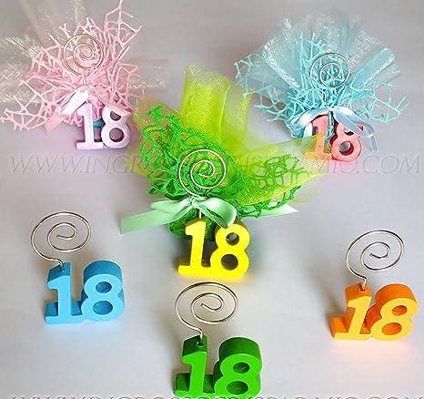 L Angolo Barletta Idea Bomboniere 18 Anni Diciottesimo Compleanno