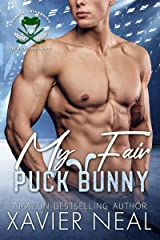 My Fair Puck Bunny: A New Adult Romantic Comedy (The Hockey Gods Series Book 2) Kindle Edition