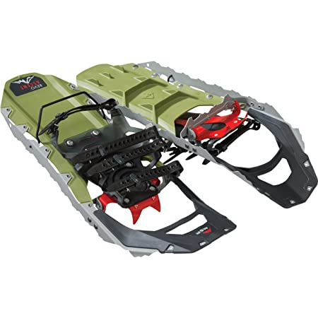 MSR Revo Ascent Backcountry Mountaineering Snowshoes