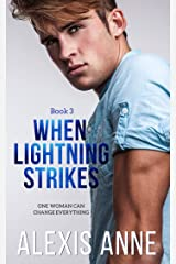 When Lightning Strikes (The Storm Inside Book 3) Kindle Edition