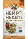Manitoba Harvest Hemp Hearts Raw Shelled Hemp Seeds, 5lb; with 10g Protein & Omegas per Serving, Non-GMO, Gluten Free