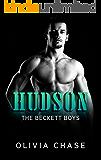 HUDSON (The Beckett Boys, Book Six)