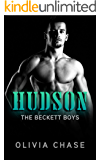 HUDSON (The Beckett Boys, Book Six)