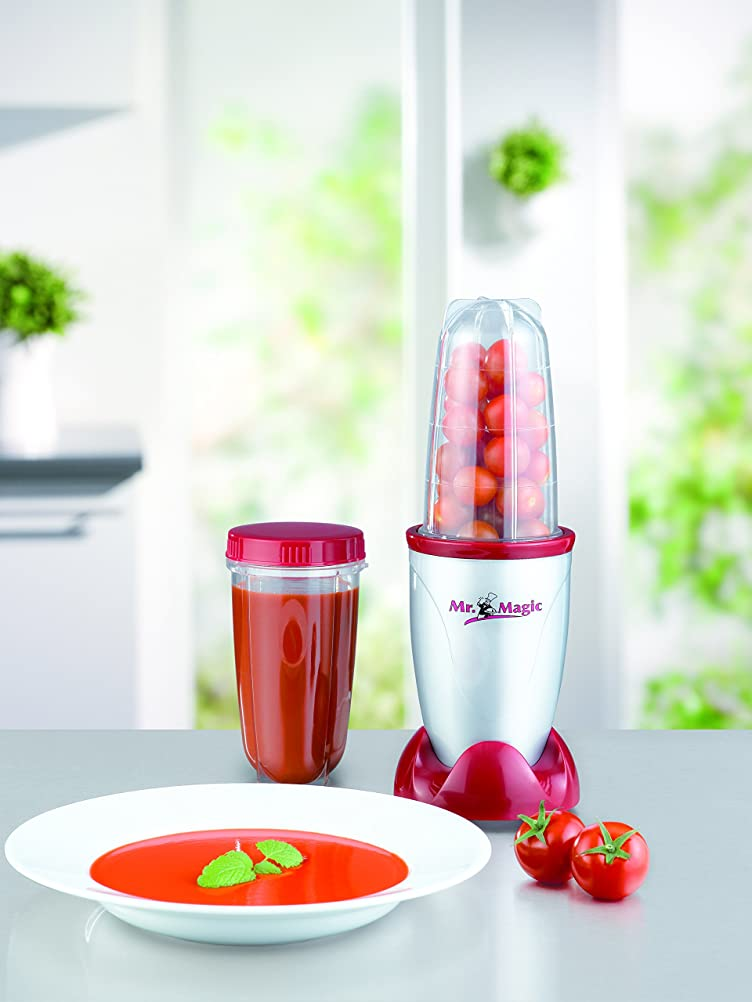Mr. Magic 05866 Professional Blender Set | 400 Watts | Smoothie ...