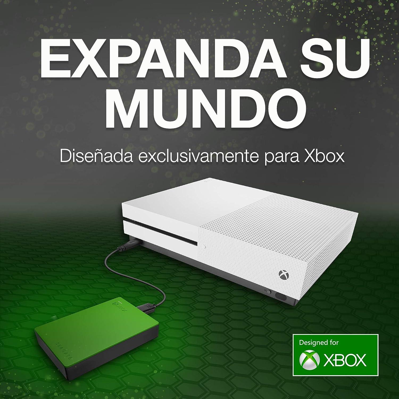 Seagate Game Drive para Xbox STEA2000403 Unidad de Disco Duro ...