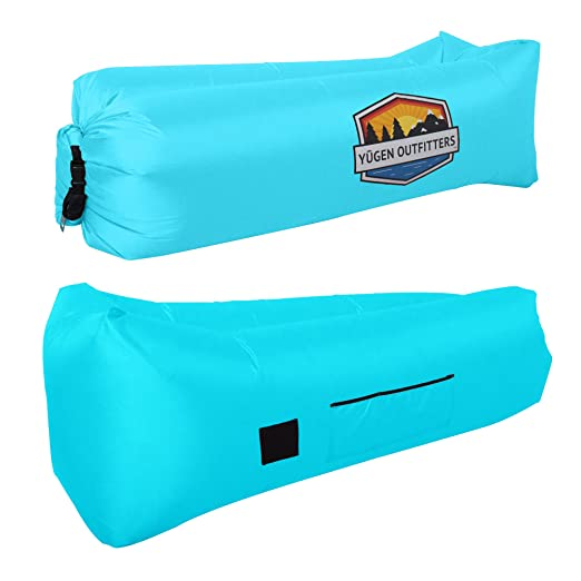 Amazon.com: Yugen Outfitters – Tumbona Hinchable hamaca de ...