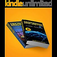 ONLINE BUSINESS Bundle: Raccolta delle guide per guadagnare online su Internet con Dropshipping, Amazon FBA, Shopify, Affiliazioni, Programma Affiliazione, Trading, Opzioni Binarie, Passive Income