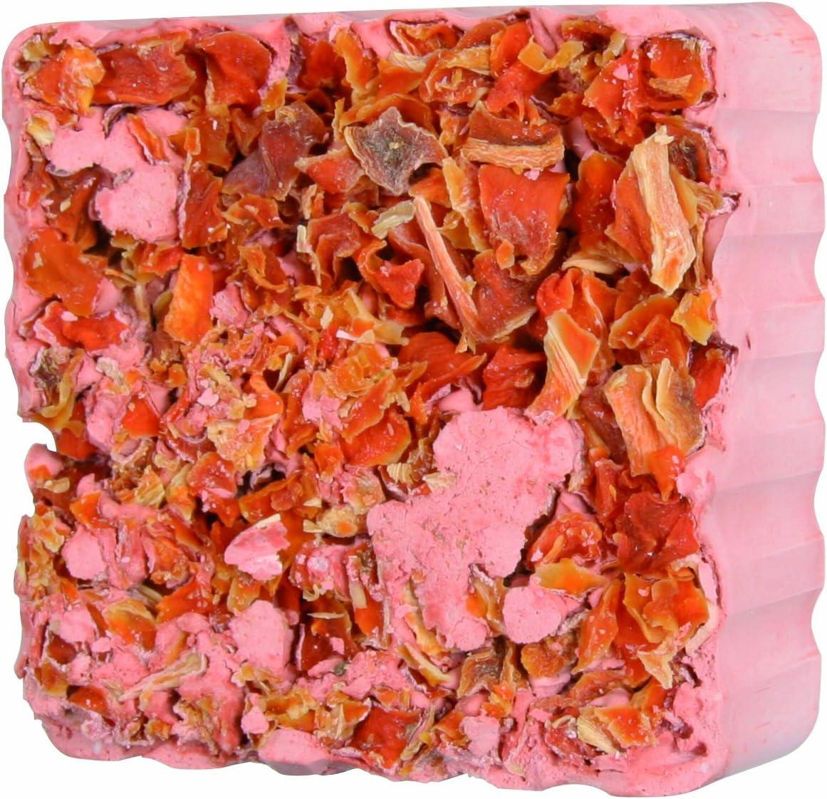 Trixie Piedra de Roer, Pequeña, c/Zanahorias, 75 g