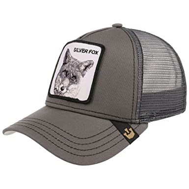 Gorra Silver Fox Trucker by Goorin Bros. capbase cap (talla única - gris)