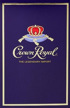 Crown Royal Blen Ded Canadian Whiskey Bottle 70 cl