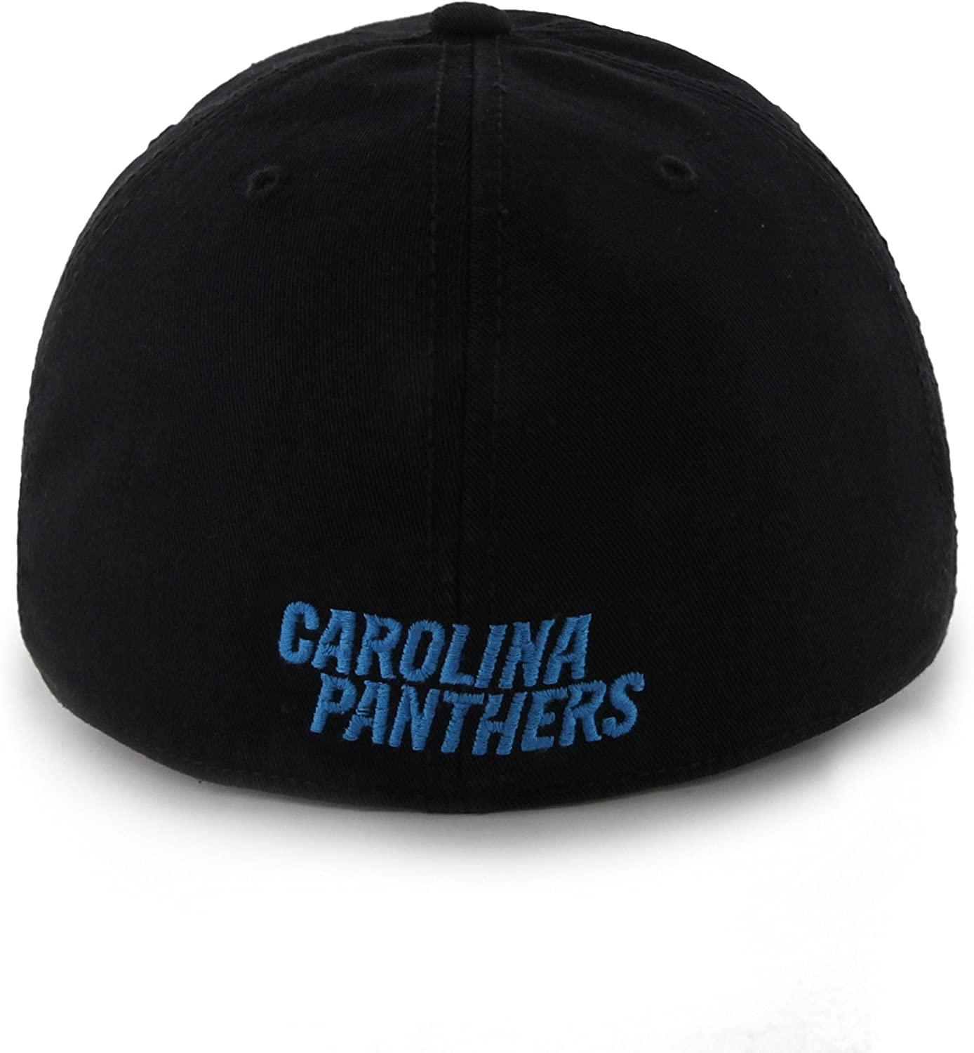 47 NFL Carolina Panthers Brand Franchise Fitted Hat