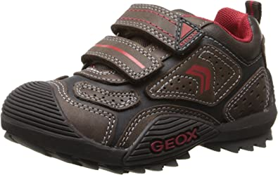 Claraboya pestaña sistema  Amazon.com | Geox Kids Boy's Jr Savage (Little Kid/Big Kid) | Hiking Shoes