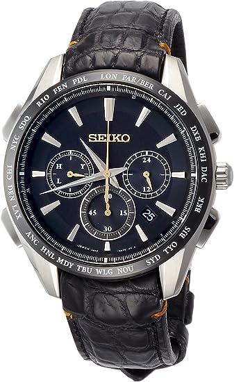 [セイコーウォッチ] 腕時計 ブライツ FLIGHT EXPERT SAGA221