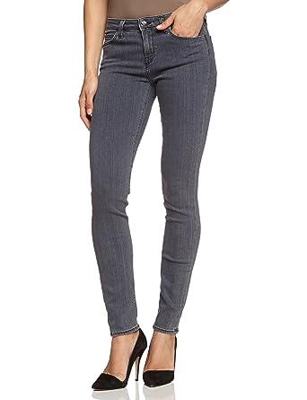 Womens Jeans Peau Scarlett Lee aXJOE