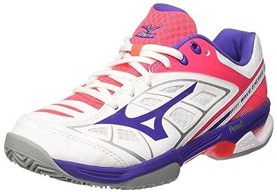 Mizuno Wave Exceed CC (W), Zapatillas de Tenis para Mujer: Amazon ...