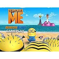 Clip: Despicable Me Minion Rush Gameplay