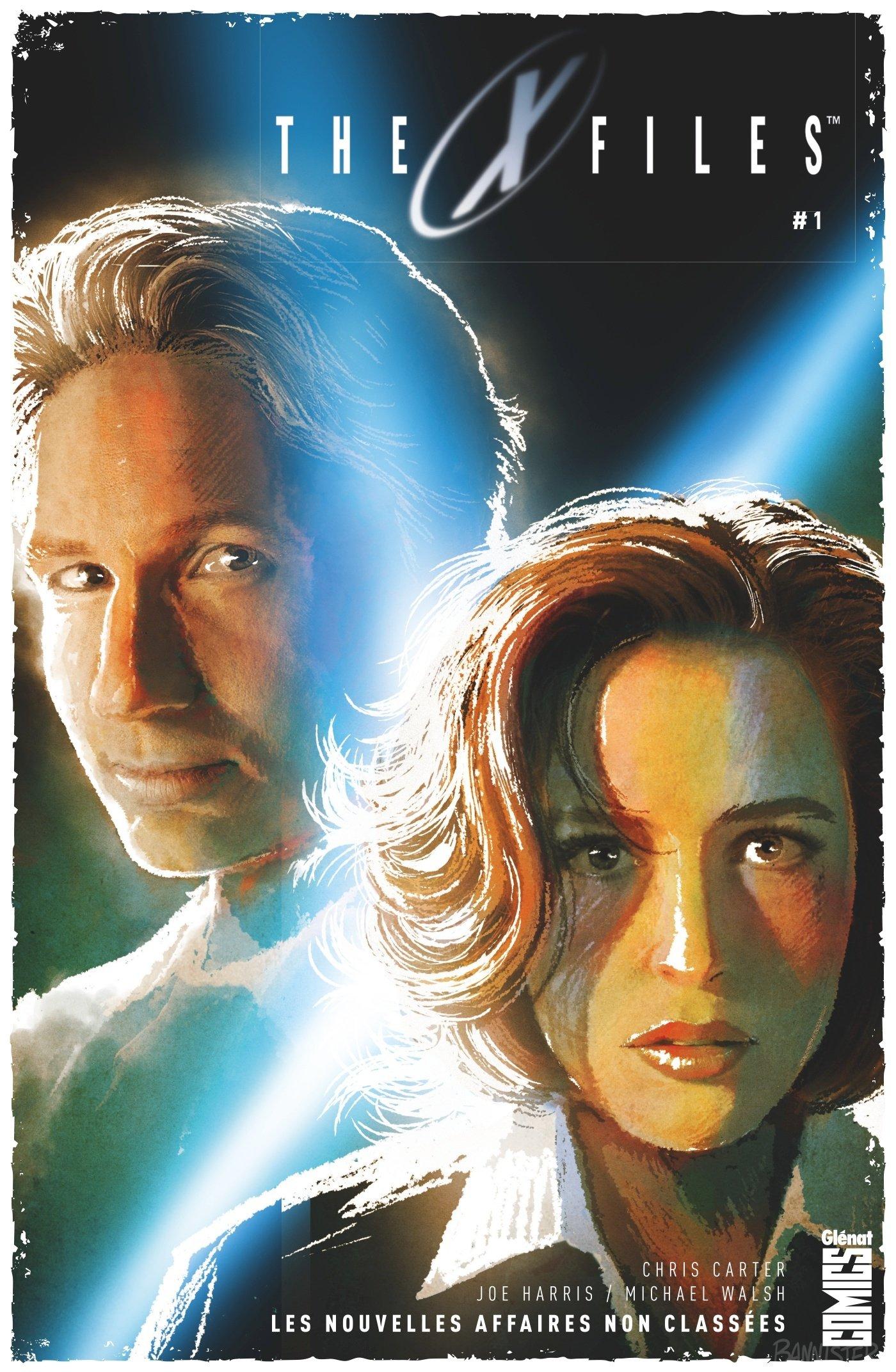 Amazon.fr - The X-Files - Tome 01: Les nouvelles affaires non classées -  Harris, Joe, Bannister, Walsh, Michael - Livres