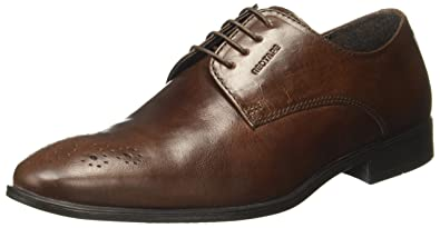 Image result for red tape leather shoes