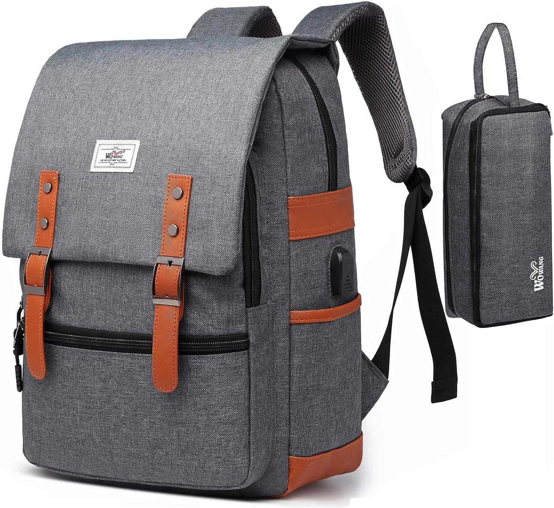 Laptop Backpack for Student Women Men College Backpack School Travel Daypack
