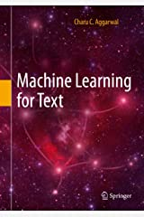 Machine Learning for Text Kindle Edition