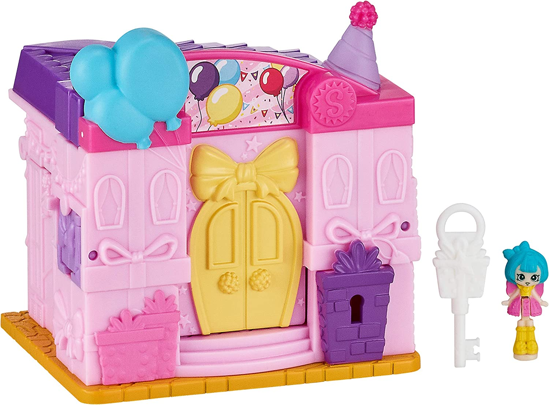 Shopkins Lil Secrets Mini Playset - Game On Arcade