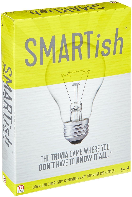 Smartish Trivia Game
