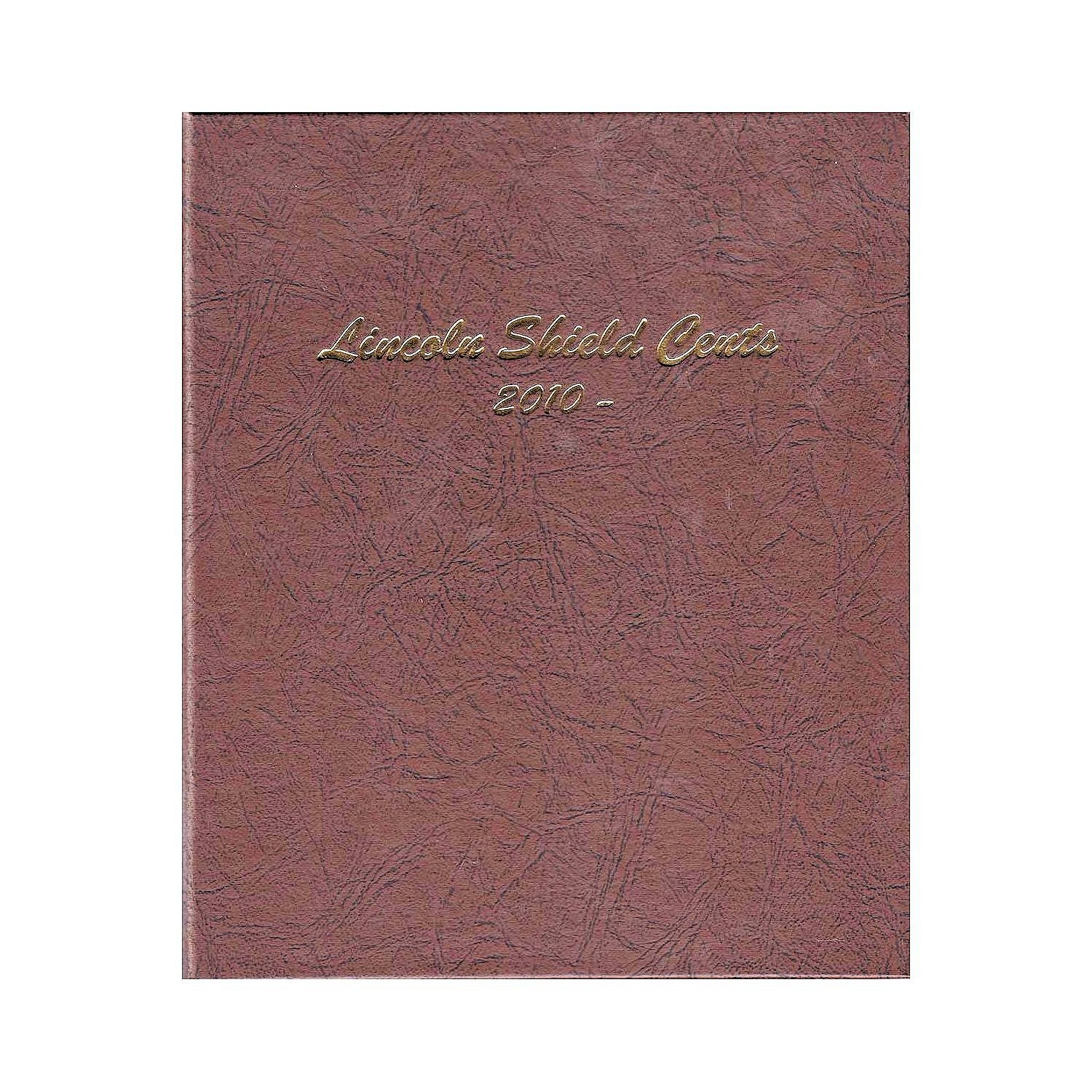 Dansco Coin Album # 8145 For D.C /& Territorial Quarters 2009 With Proofs NEW!!!