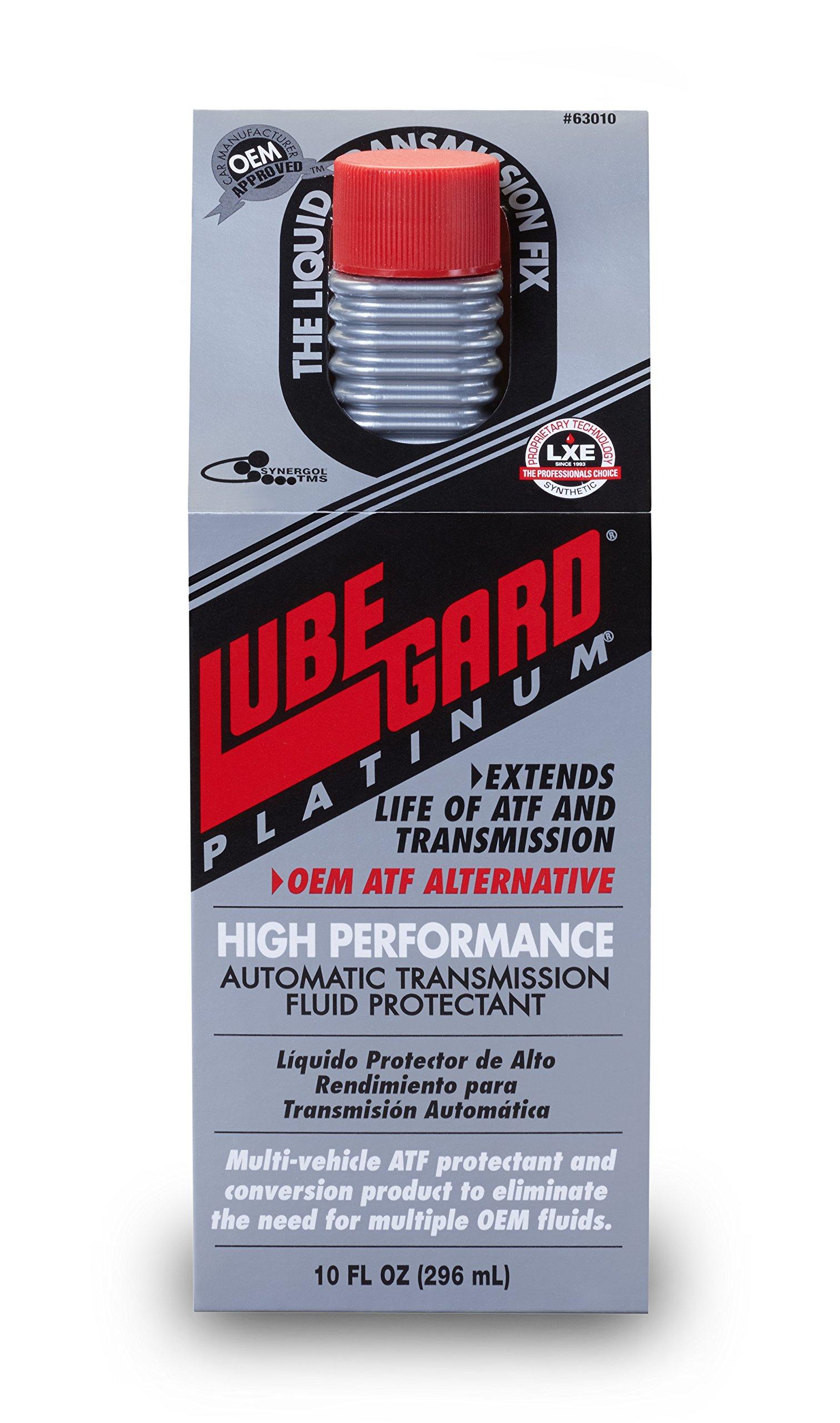 Lubegard 63010 Platinum Universal ATF Protectant, 10 oz. by Lubegard