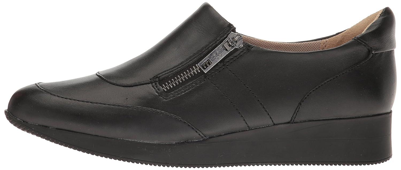 Naturalizer Women's JENA Fashion Sneaker B01L8SOL70 7 B(M) US|Black